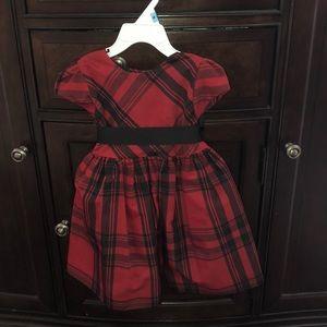 Christmas dress! Worn once!